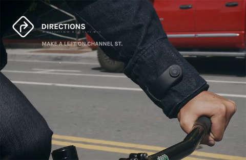 Prima giacca jeans intelligente grazie a Google e Levi's