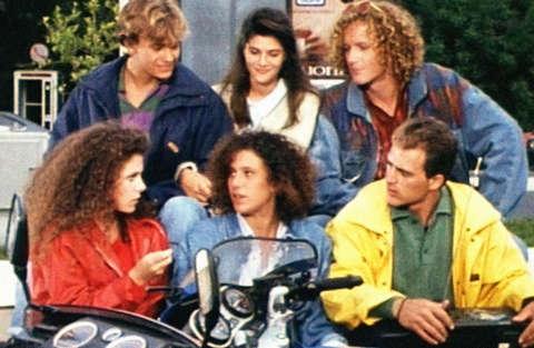 """I 26 anni de """"I ragazzi del muretto"""", era il 28 marzo 1991"""