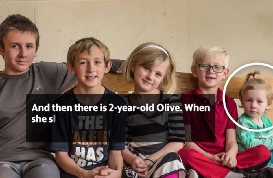 I cinque fratellini del Kansas in cerca di una famiglia per sempre