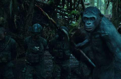 The War – Il Pianeta delle Scimmie: il nuovo trailer è arrivato