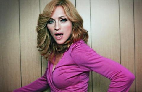 Madonna trainer