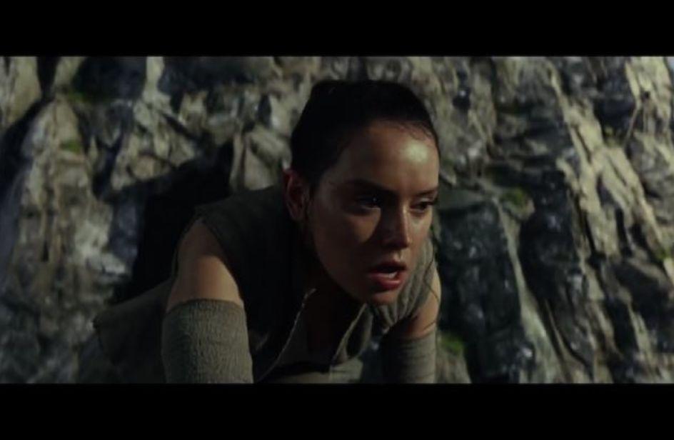 Il primo trailer del nuovo Star Wars, 'Gli ultimi Jedi'