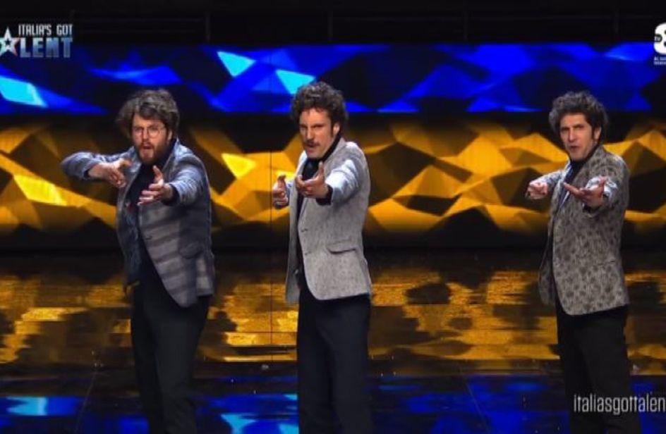 La comicità dei Trejolie trionfa a 'Italia's got talent'