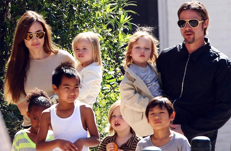 Angelina Jolie sta per sposarsi e ha comprato una mega villa alla faccia di Brad