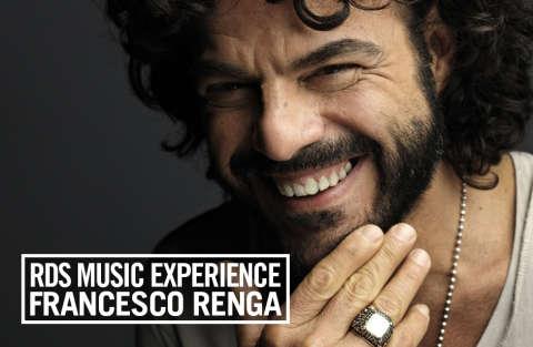 RDS Music Experience incontra Francesco Renga
