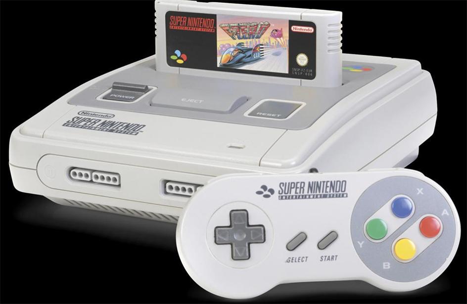 Arriva una mini console dedicata al Super Nintendo