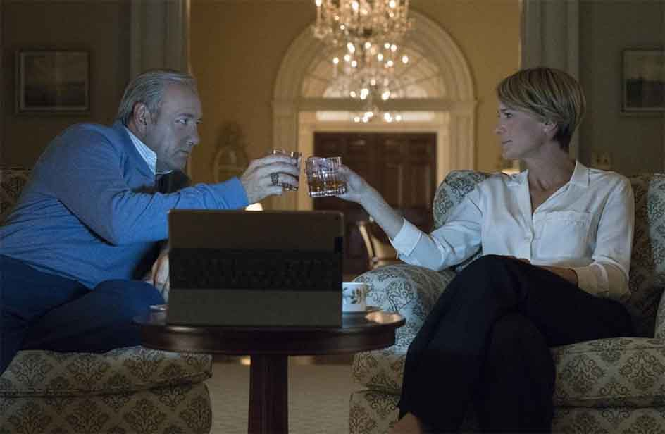 House of Cards, quando la realtà supera la finzione