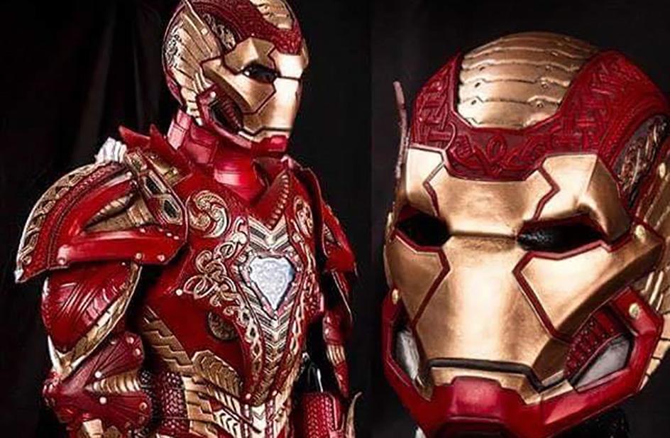 Avengers: Infinity War - Sarà questa la nuova armatura di Iron man?
