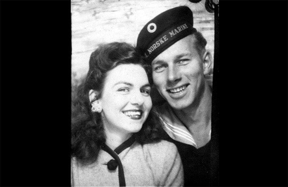 Una lettera d'amore raggiunge il destinatario 72 anni dopo