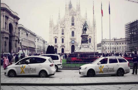 10 milioni di utenti, 45.000 taxi. La prima App al mondo per i taxi.