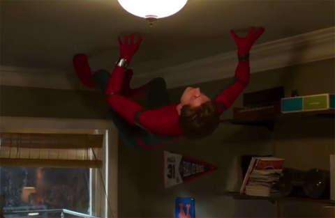 Spider-Man: Homecoming arriva la prima clip del film