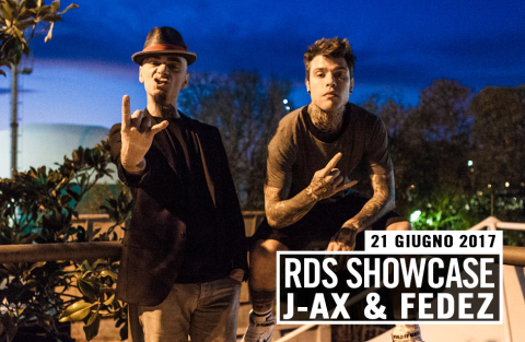 RDS Showcase: Jax e Fedez