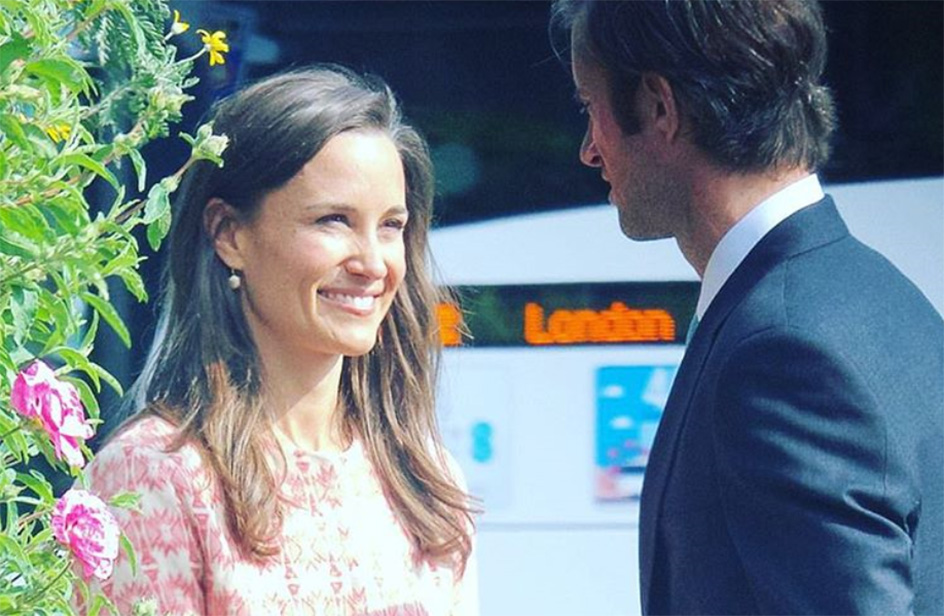 Pippa Middleton e James Mathews, le ultimissime novità sul matrimonio