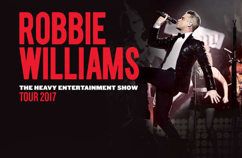Canta e vinci con Tutti pazzi per RDS: Robbie Williams