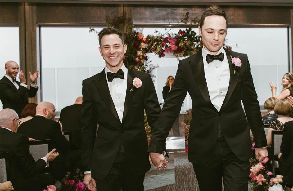 Sheldon Cooper si è sposato, ma non con Amy Farrah Fowler