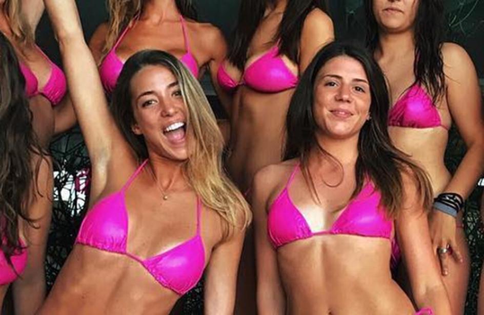 Alice Campello: la futura signora Morata pubblica le foto dell'addio al nubilato