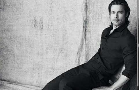 Brad Pitt ancora single, smentiti i flirt. Non esce ancora con nessuno
