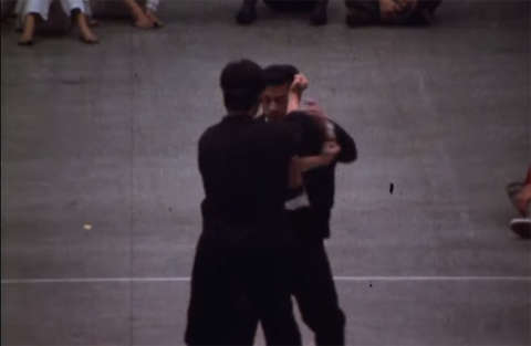 Bruce Lee, in un video l'unico vero combattimento