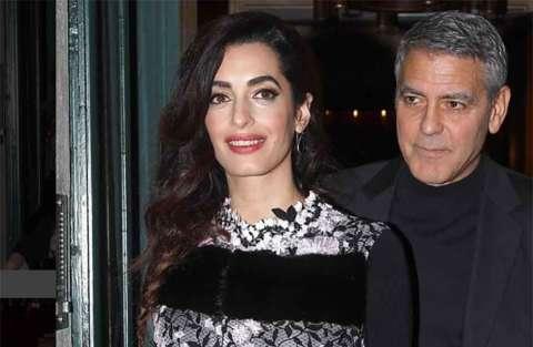 Benvenuti ai gemelli di George e Amal Clooney