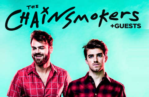 RDS Backstage Experience The Chainsmokers