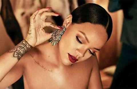 Rihanna è ingrassata, ma è ancora la pop star più amata