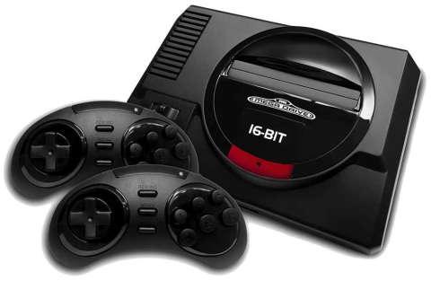 Sega Megadrive Mini finalmente in preordine con 85 giochi e due controller