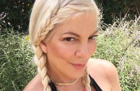 Tori Spelling condannata a pagare 200 mila euro
