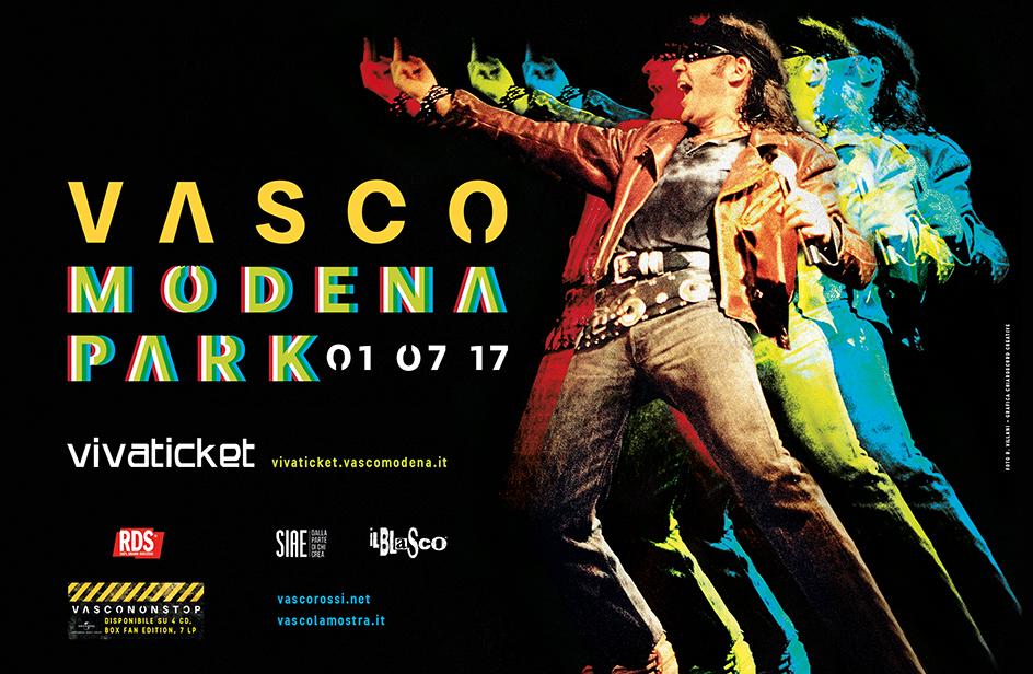 Vasco Rossi, vinci il concerto del primo luglio a Modena