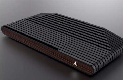 Parte l'operazione nostalgia dell'Atari con la nuova console!