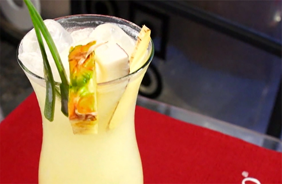 Ginger Colada - Cocktail House - Ventiduesima Puntata