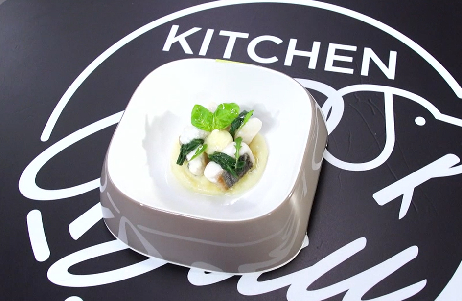 Timballo di pesce - Kitchen Bau & Miao