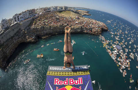 Red Bull Cliff Diving World Series 2017
