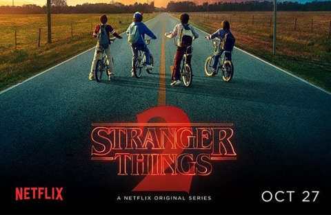 Stranger Things 2: finalmente annunciata la data di uscita