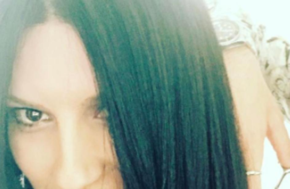 Il taglio di capelli di laura pausini